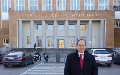 Doctor Daniel González, invitado especial en España.